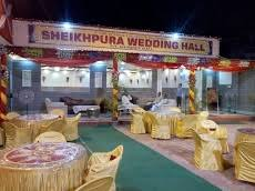 Sheikhpura wedding hall